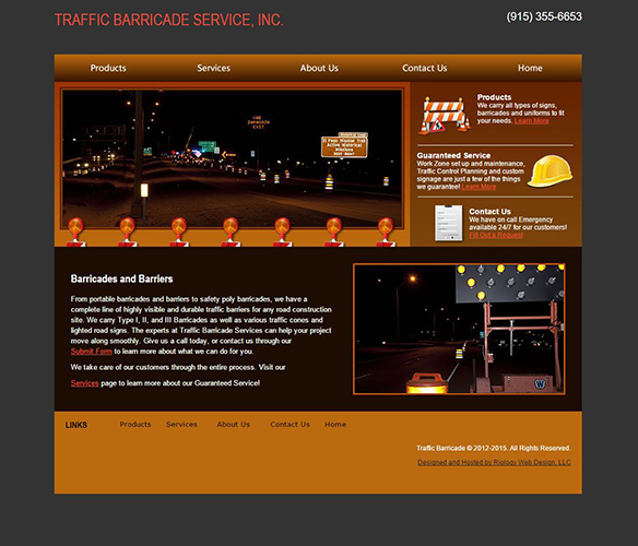 responsive web development, mobile friendly website design